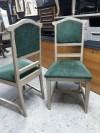 2 Adet Vintage Sandalye