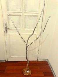 Dekoratif ahşap özel dekor ağaç resmi