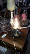 Zihni sinir tasarim masa lambası