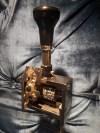 Dekoratif Mekanik Tarih Sayı Sayacı