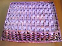 Butik üretim el emeği banyo askesuarı/süsü resmi