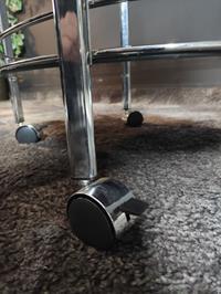 mudo concept krom servis arabası resmi