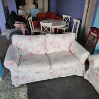 Ikea ektorp 2'li kanepe   resmi