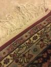 El dokuma Ladik Halı - Antika resmi