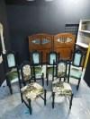 Yenilenmiş 6 Adet Kral Sandalye