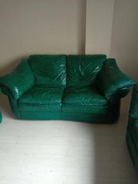 Zümrüt yeşili italyan koltuk takımı kod: 77 resmi