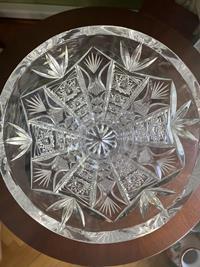 Kristal buyuk vazo 35,5cm  resmi