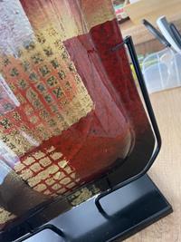 Mudo consept dekoratif obje ya da vazo resmi