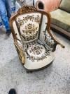 İtalyan koltuk takımı gül oymalı resmi