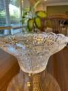Paşabahçe vintage kristal cam dekoratif obje