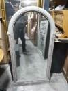 Eskilerden Ahşap Ayna Oval