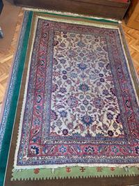 El dokuma hali (160 x 240 cm.) resmi