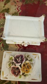 Antika kapitemonte kutu resmi