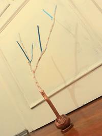 #dekoratif  #zarif #blue #bakir #white #ağaç #masaustu #susu #orjijal #agactir