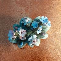 İtalyan capodimonte porselen biblo