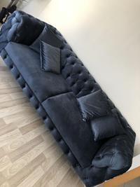 Sıfır chester koltuk takımı resmi