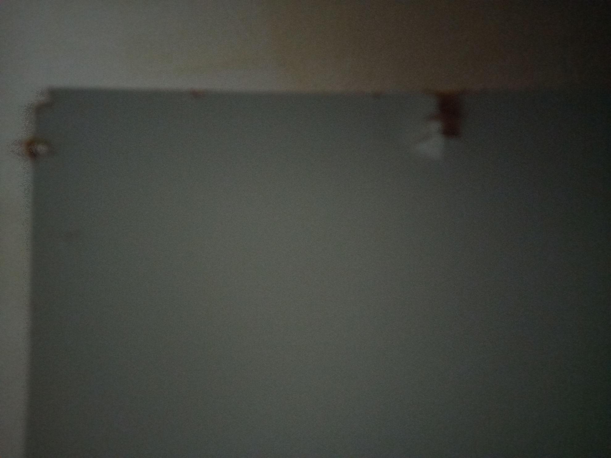 Ikea dombas 3 kapılı, beyaz, ahşap gardırop  resmi