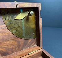 T.cooke&sons london 1858 pirinç master box resmi