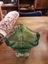 murano yeşil şekerlik