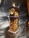 Seramik Biblo Küçük Saat