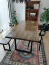 Yemek masası ve bench