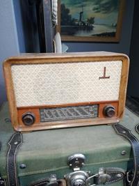 Antika radio resmi