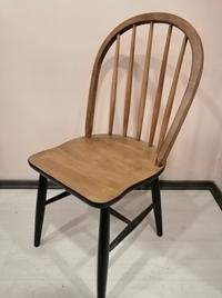 Amerikan pine sandalye