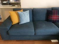 Ikea kivik köşe takımı resmi