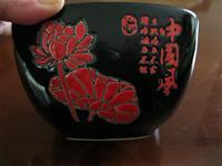 Kullanılmamış çin malı dekoratif resmi