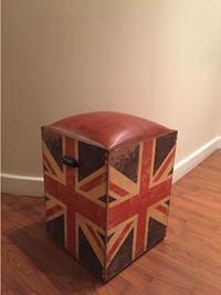 İngiliz bayraklı puf