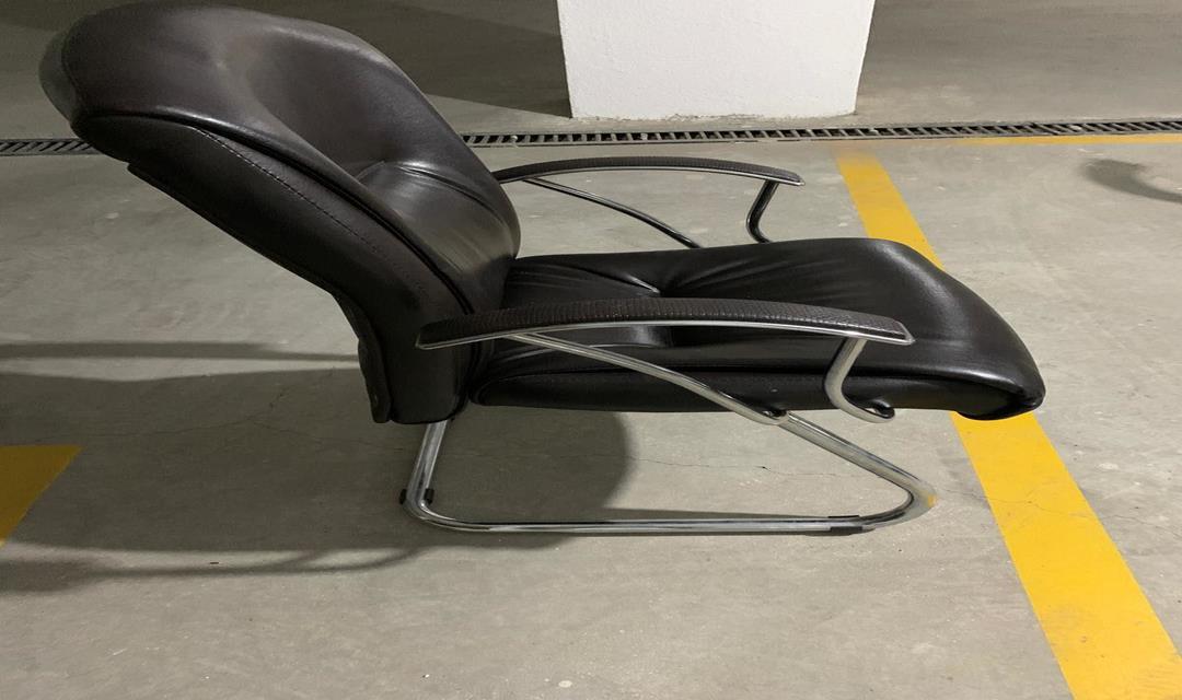 BİFMA -lüks deri OFİS misafir koltuğu 1 adet  resmi