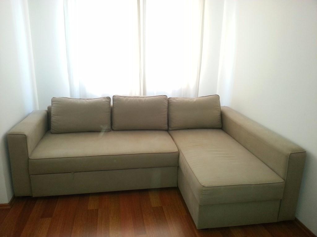 Bej IKEA Manstad bazalı köşe kanepe Modelleri ve Fiyatı ...