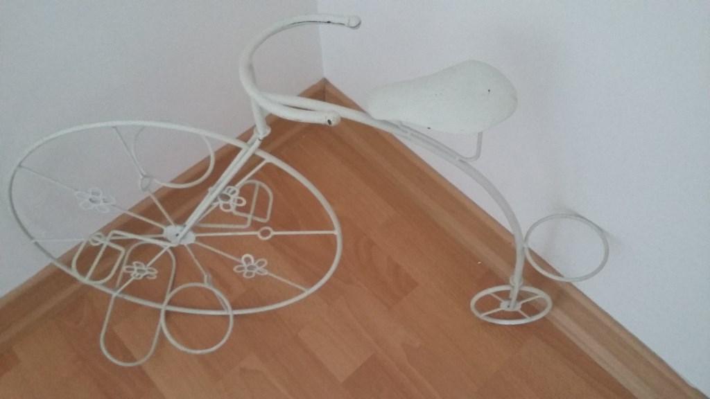 Dekoratif bisiklet  resmi