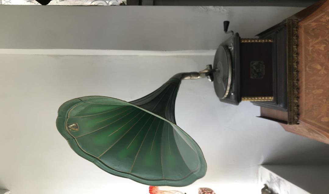 Gramafon kuzma stabi resmi