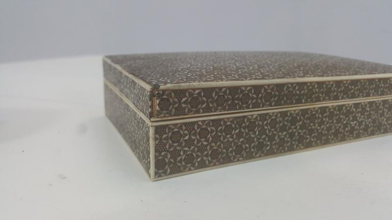 Dekoratif aksesuar kutusu 159-17 resmi