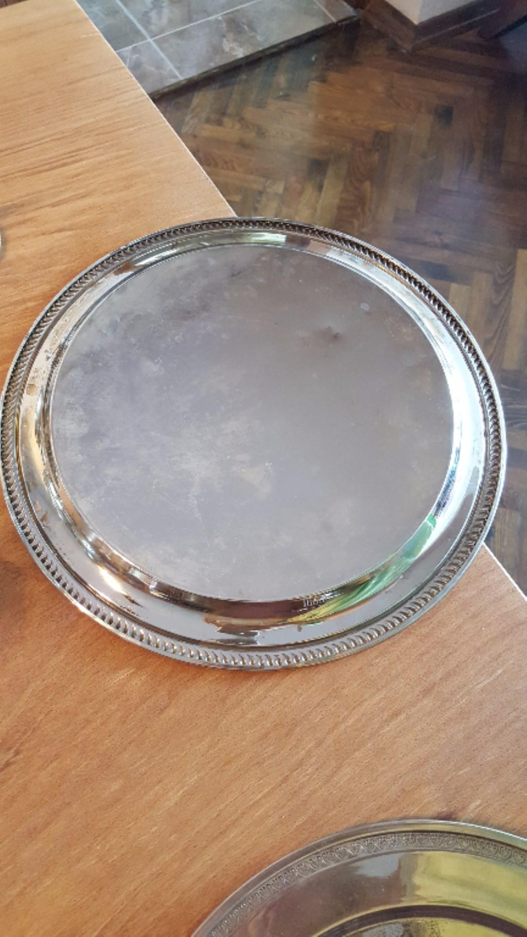 Gümüş Tepsi Nasıl Parlatılır