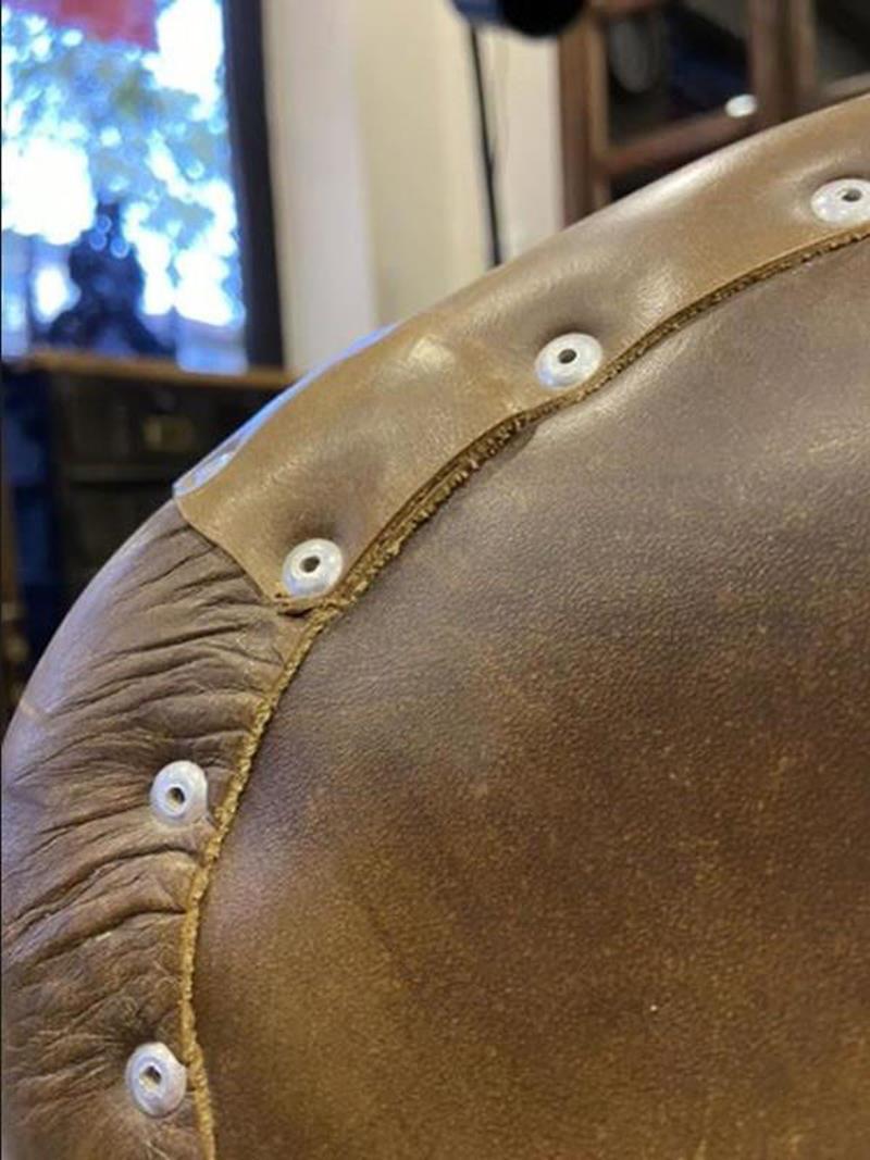 Tasarım dönerli koltuk resmi