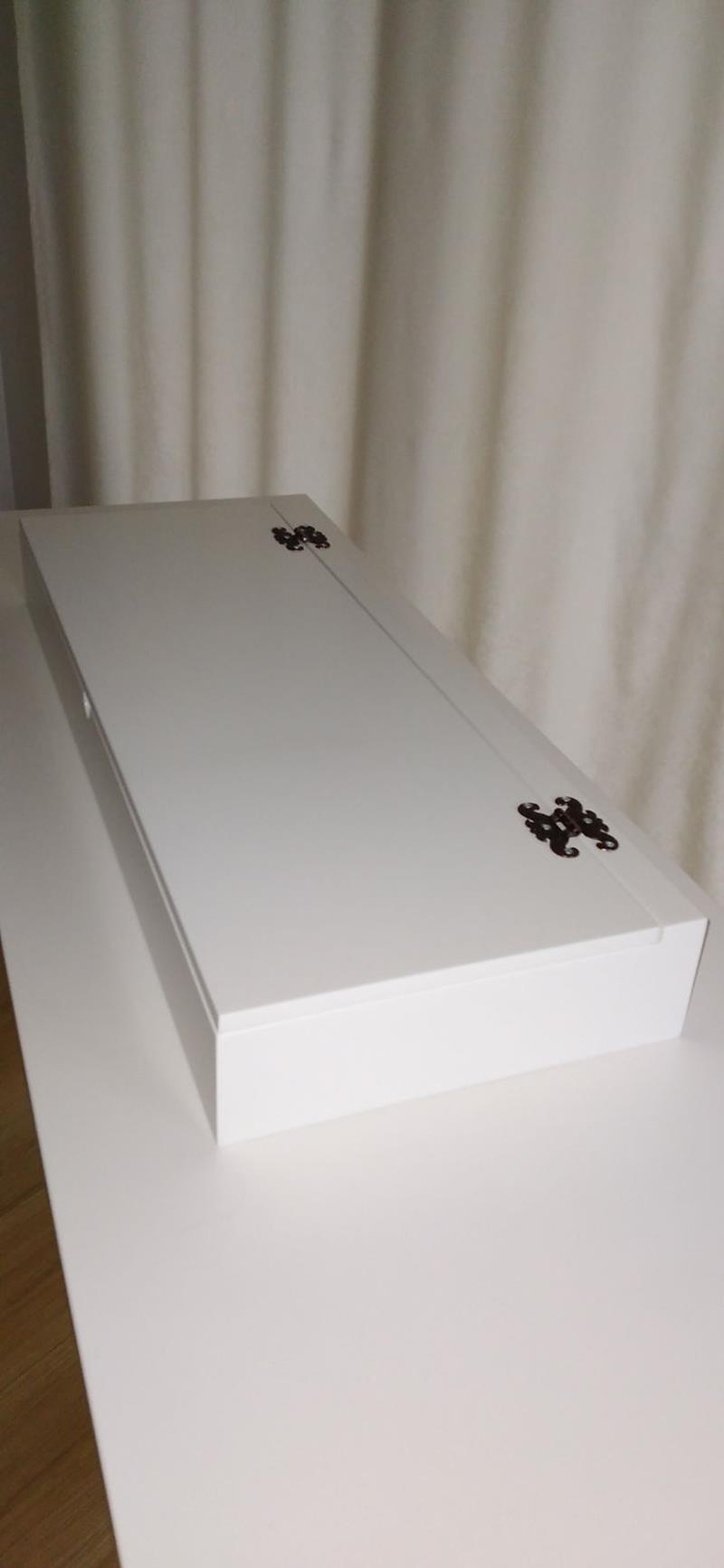 Ipek mat lake takı hobi kutusu resmi