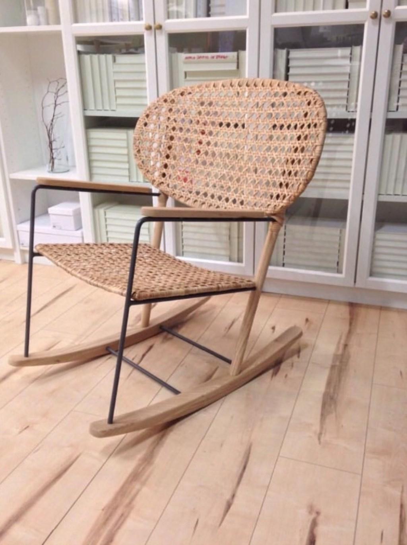 Ikea Gronadal Hazeran Rattan Bambu Sallanan Sandalye Koltuk Modelleri Ve Fiyati Dekopasaj