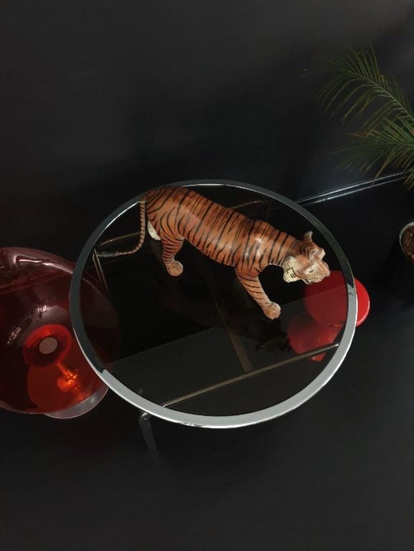Mid-Century Modern Yemek Masası resmi