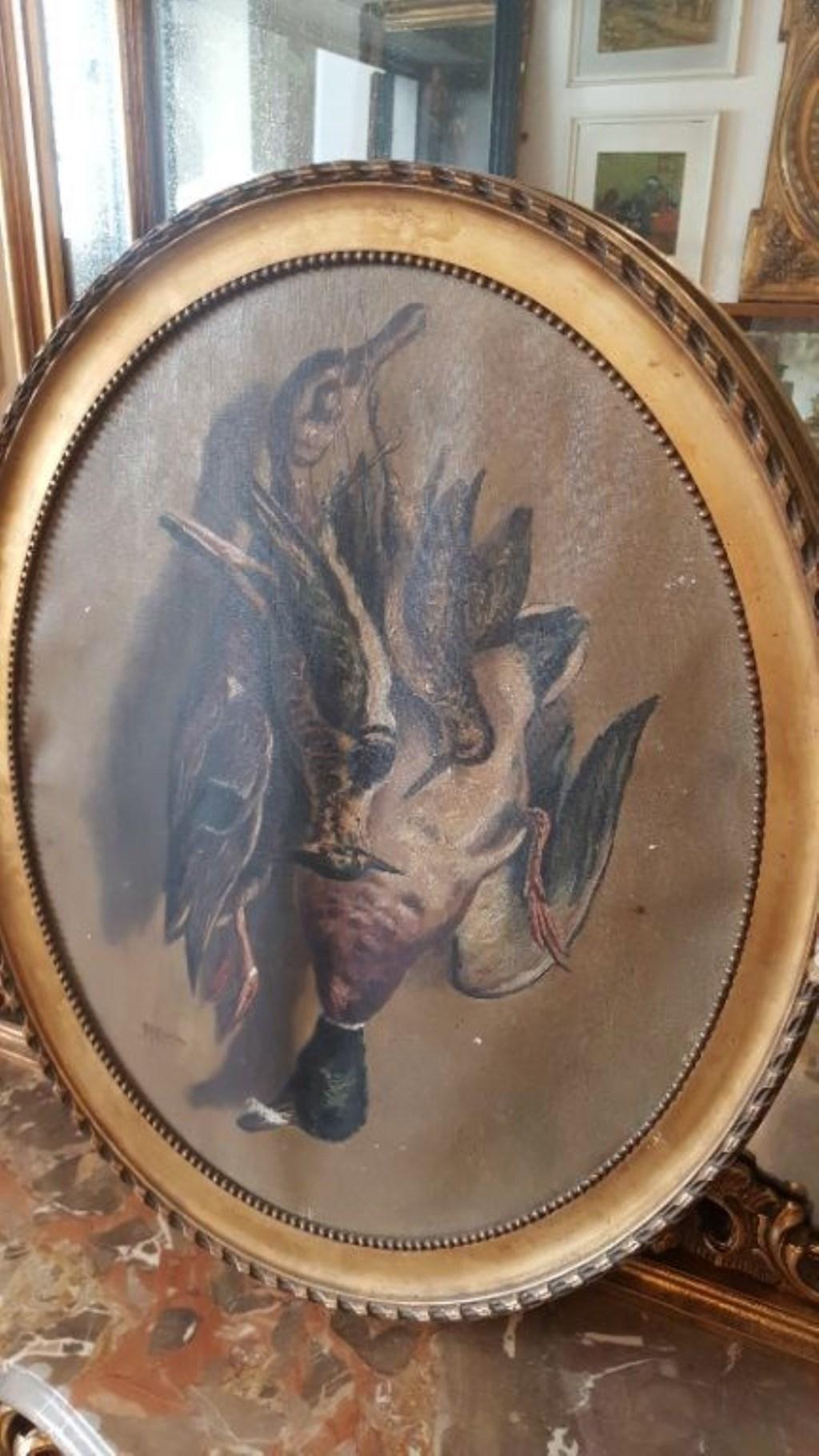 Hayvan temalı tablo resmi