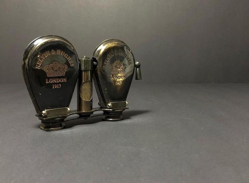 1917 london özel cep dürbünü  resmi