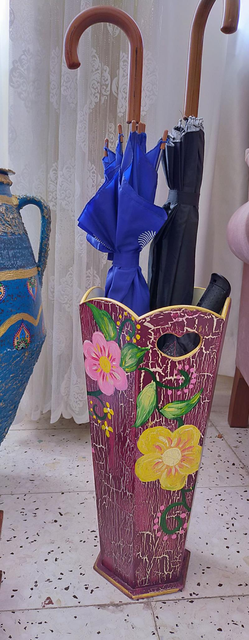 Şemsiyelik&vazo sıfır ürün  resmi