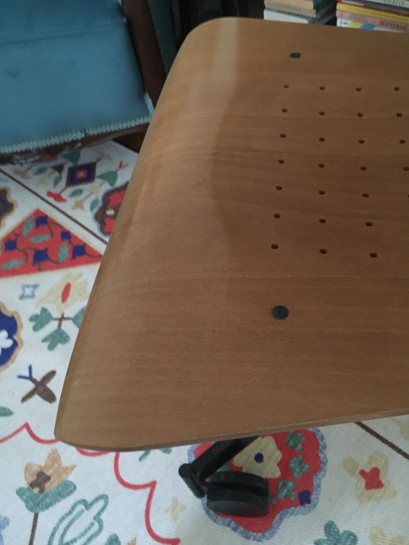 Retro döner sandalye resmi