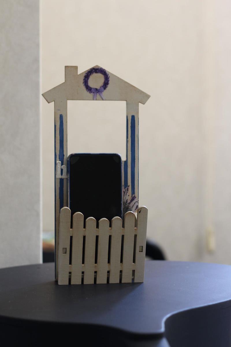 Telefon şarj tutucu resmi