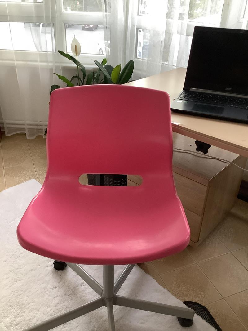 Ikea çalışma sandalyesi - ofis sandalyesi resmi