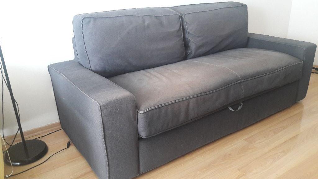 Gri Ikea yataklı kanepe Modelleri ve Fiyatları – Dekopasaj