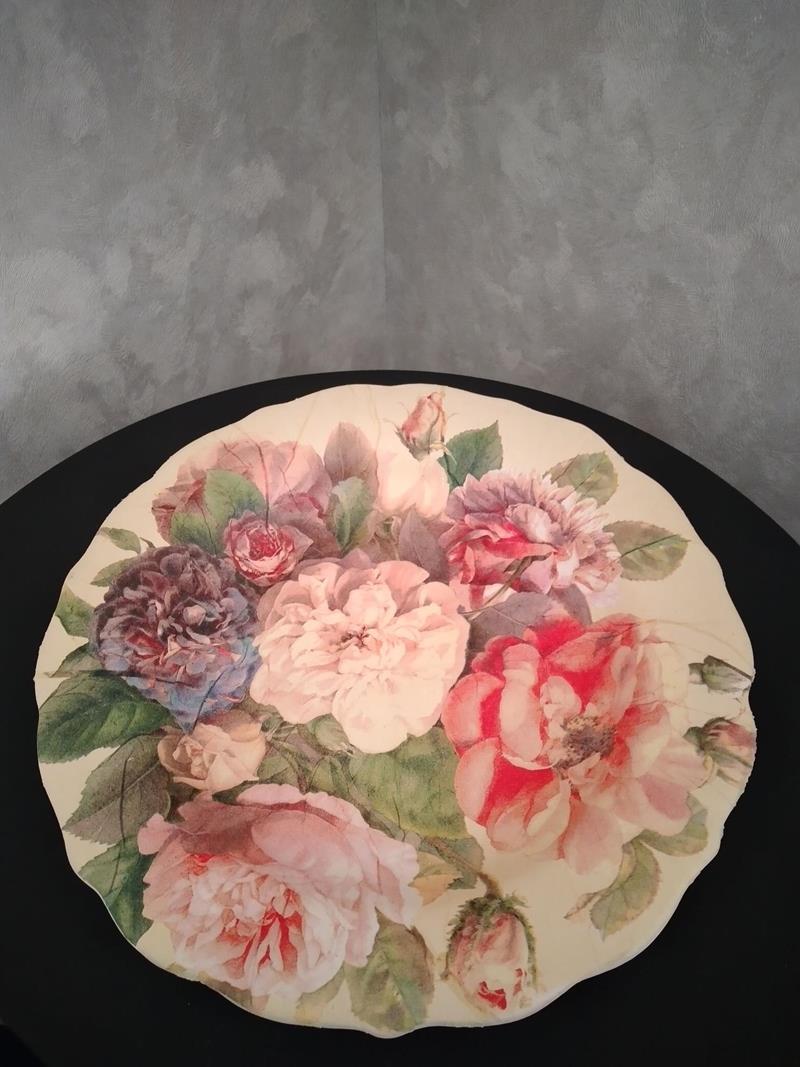 Sunum tabağı resmi