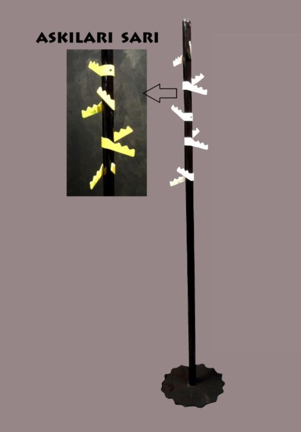 Bone askılık sarı resmi