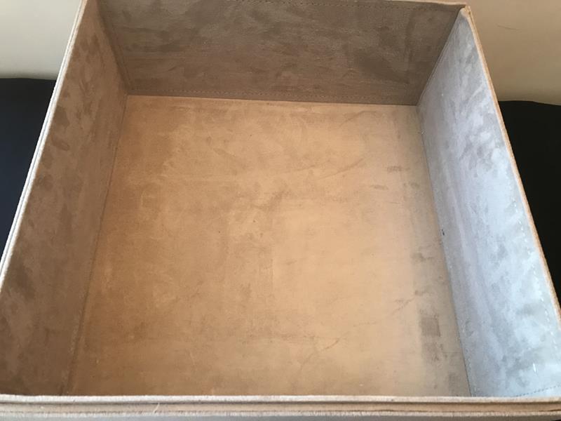 Vakko büyük boy dekoratif kutu resmi